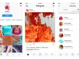 Cómo seguir hashtags en Instagram