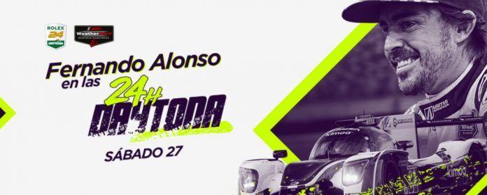 Cómo ver Daytona 2018 online, gratis y en directo