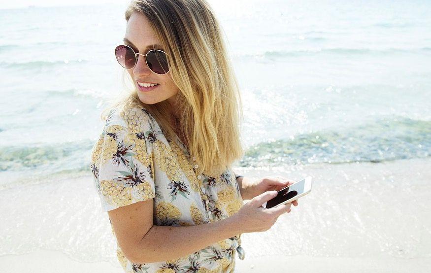 Cómo ver pantalla móvil con sol