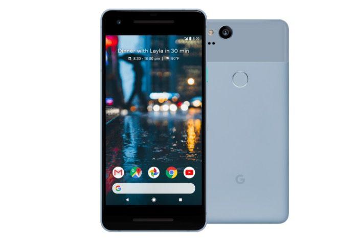 Comprar el Pixel 2 XL en azul
