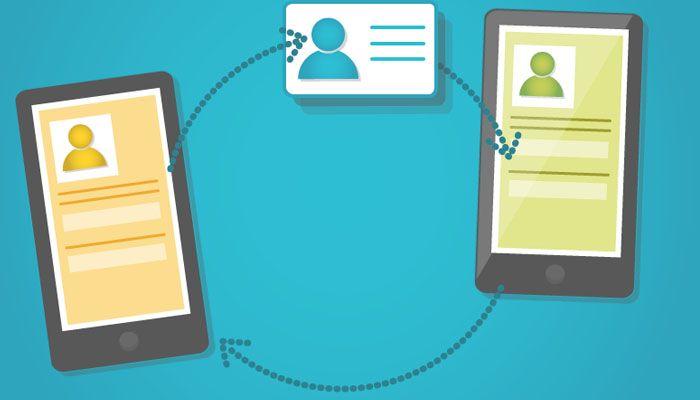 Cómo pasar los contactos de un móvil a otro (Android)
