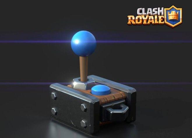 Control remoto nueva carta Clash Royale