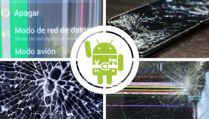 Cuánto cuesta arreglar la pantalla del móvil