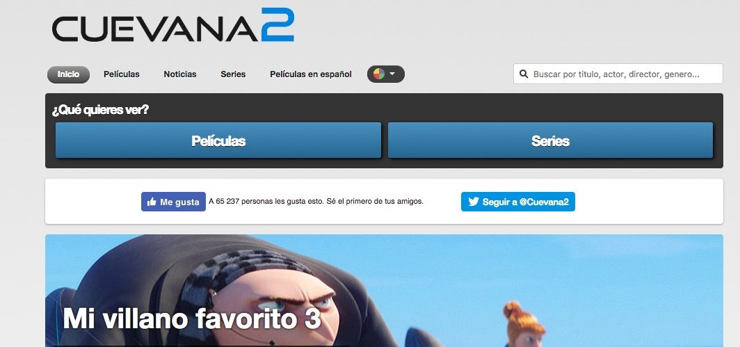 Cuevana 2