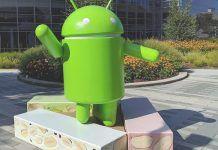 La cuota de Android en noviembre 2017