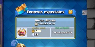 Desafío Retro de Clash Royale