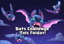 Desafío de los murciélagos en Clash Royale