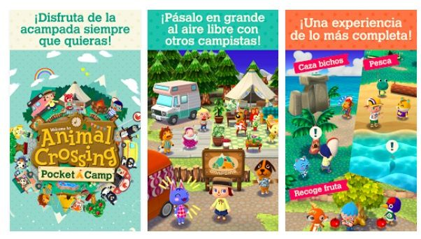 Descargar Animal Crossing Pocket Camp Android APK