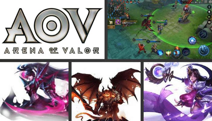 Descargar Arena of Valor APK español 1