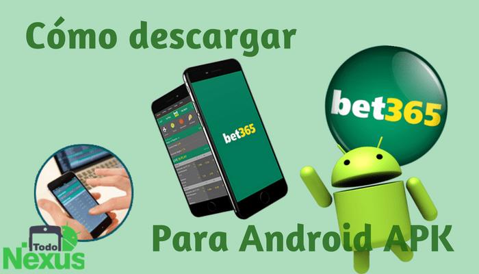 Descargar app Bet365 para Android