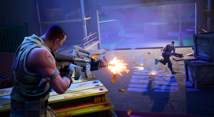 Descargar Fortnite Battle Royale para tablet