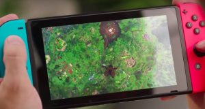 Descargar Fortnite para Nintendo Switch
