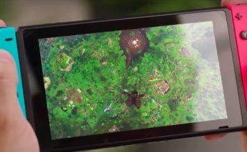 Descargar Fortnite para Nintendo Switch