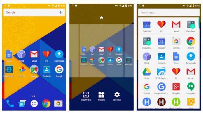 Descargar Holo launcher APK para Android