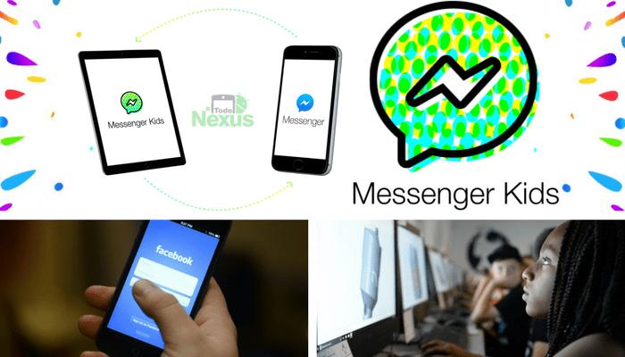 Descargar Messenger Kids para Android y sus ventajas 1