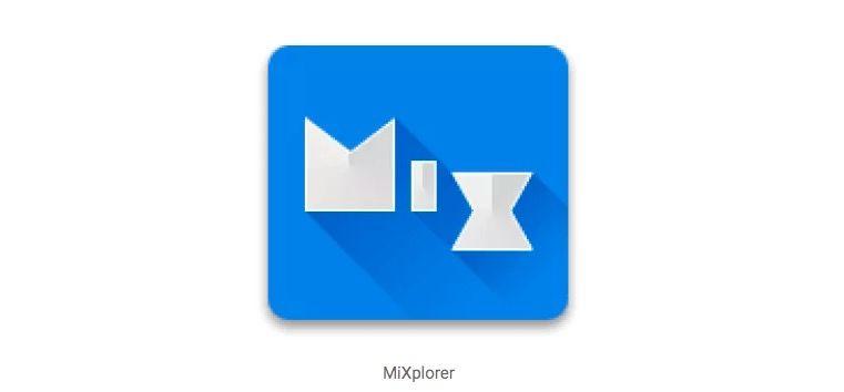 Descargar MiXplorer APK para Android