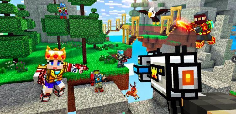 Descargar Pixel Gun 3D para PC gratis en español
