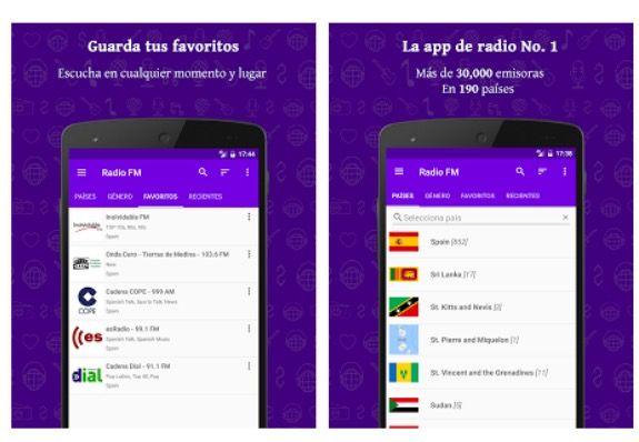 Descargar Radio FM gratis para Android