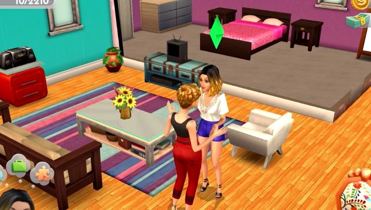 Descargar The Sims Mobile para Android APK 2017