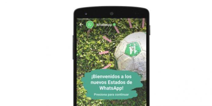 Descargar WhatsApp 2.17.73 APK con WhatsApp Status