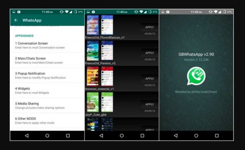Descargar WhatsApp Plus 6.40 APK