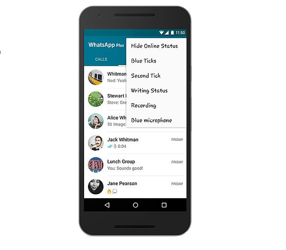 Descargar WhatsApp Plus 6.60 APK