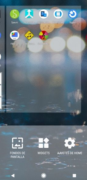 Descargar launcher de Android P APK