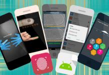 Descargar lector de huellas digitales para Android