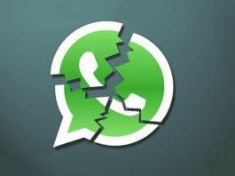 desconectar de WhatsApp