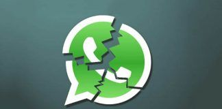 desconectar de WhatsApp