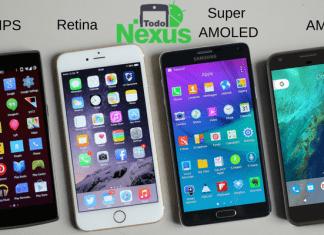 Diferencias entre pantallas LCD IPS, AMOLED y Retina