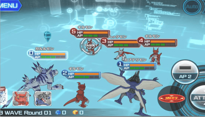 Descargar Digimon links apk para Android