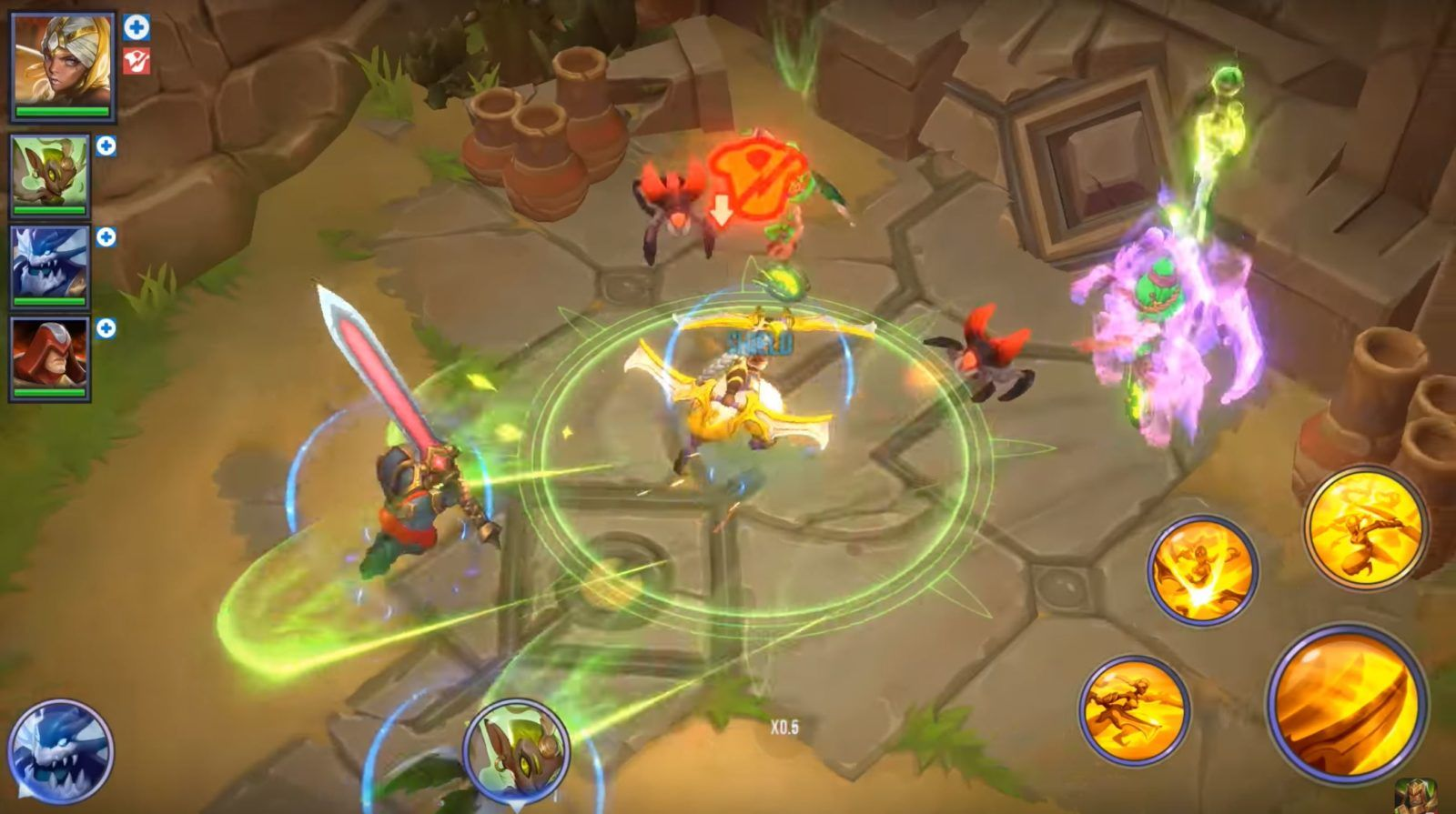 Descargar Dungeon Hunter Champions para Android