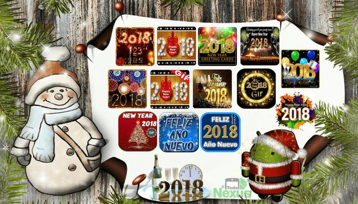 Felicitaciones de Año Nuevo para Whatsapp 2018 1
