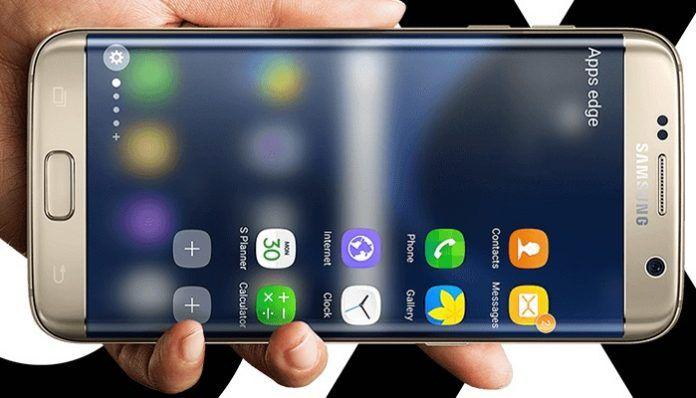 Galaxy S7 Edge Nougat