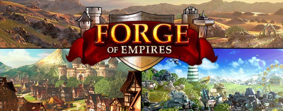 Girar edificios en Forge of Empires