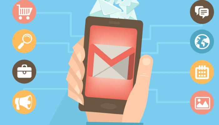 Cómo programar un email en Gmail para tus vacaciones