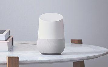 Dispositivos compatibles con Google Home