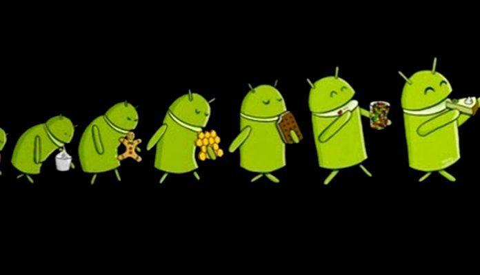 Curiosidades de la historia de Android