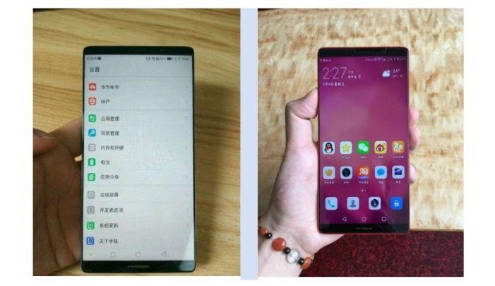 Huawei Mate 10 Imagenes