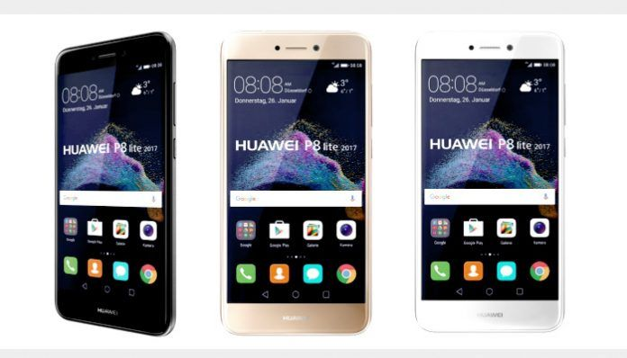 Huawei P8 Lite 2017 tiene giroscopio