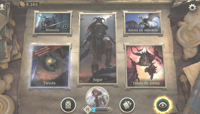 Descargar The Elder Scrolls: Legends APK para Android
