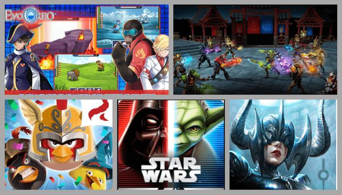Los mejores juegos de rol para Android