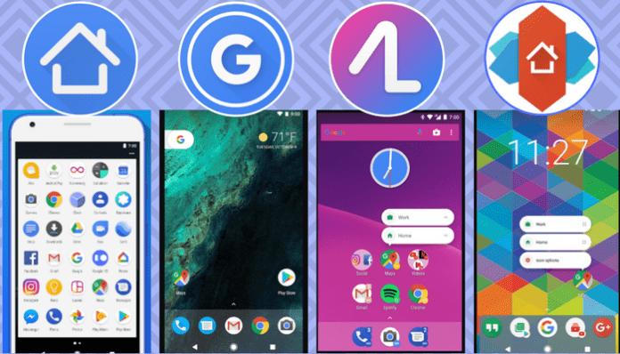 Los mejores launcher para Android 2017