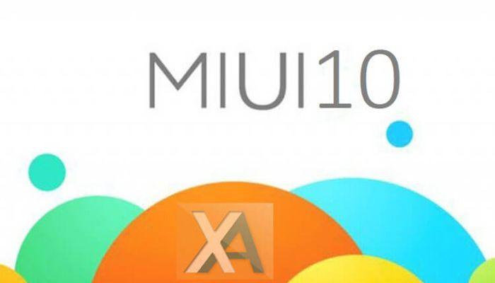 móviles que actualizarán a MIUI 10