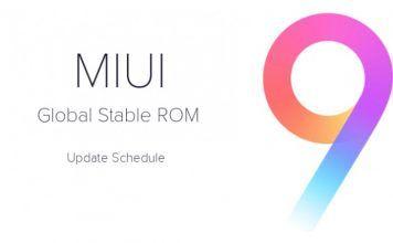 MIUI Global 9.2 estable