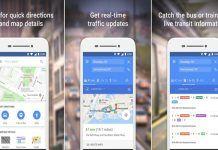 Cómo descargar Maps Go para Android