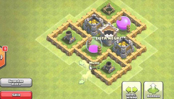 Consejos para la aldea Clash of Clans