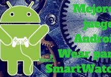 Mejores juegos Android Wear para SmartWatch 2