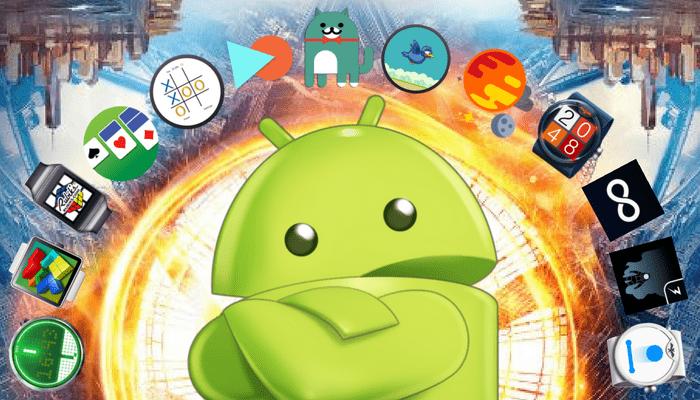 Mejores juegos Android Wear para SmartWatch